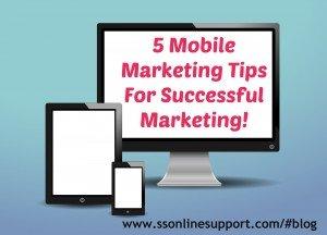 5 mobile tips