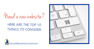 Top Things To Consider When Creating A Website