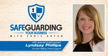 Podcast Interview on Safeguarding Your Business
