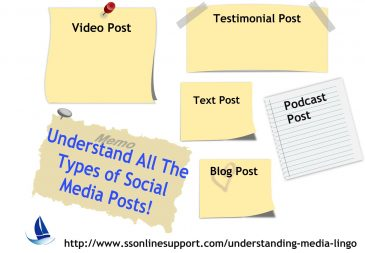 Understanding the 8 Different Types of Social Media Posts