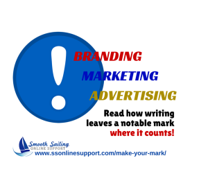 Writing a Book and Making Your Mark
