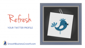 Freshen Up Your Twitter Profile Page