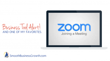 One of My Best Business Tools – Zoom