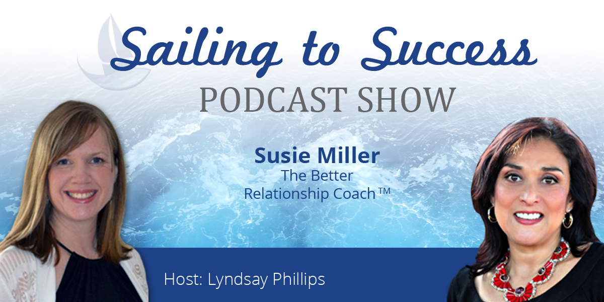 Susie Miller on Being Married and in Business