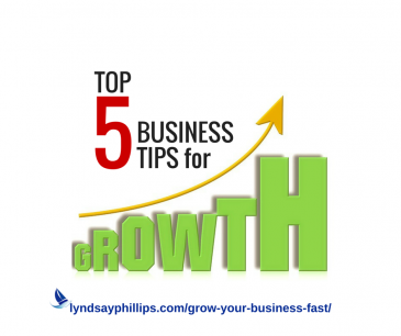 Grow Your Business Fast 5 Ways