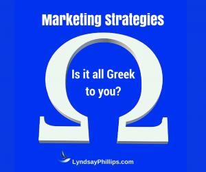 Different marketing strategies