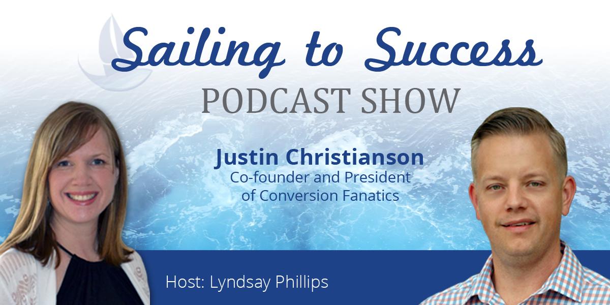 Conversion optimization with Justin Christianson