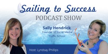 Sally Hendrick on Social Media Traffic Insights