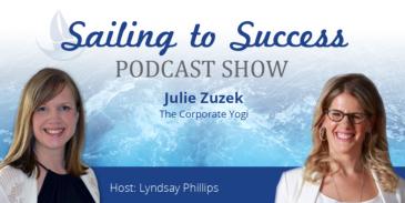 Growing a Conscious Business with Julie Zuzek
