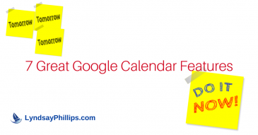 Google Calendar Features That Will Keep You Organized