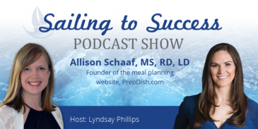 Good Food for the Entrepreneur with Allison Schaaf