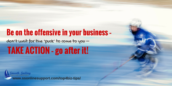 Top 4 Business Success Tips Thanks To Hockey
