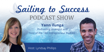 Strategic Podcasting with Yann Ilunga