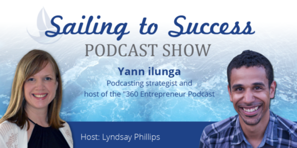 Strategic Podcasting with Yann Ilunga