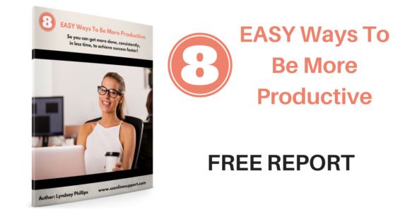 EASY Ways To Be More Productive copy