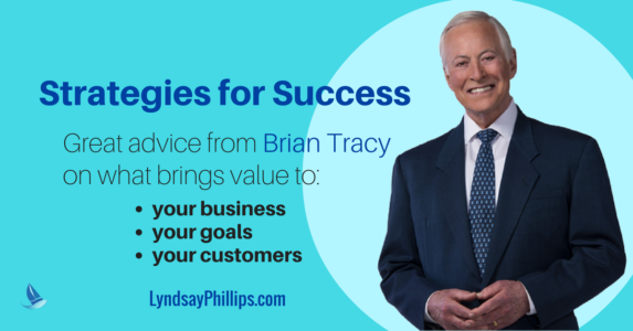 Brian Tracy Strategies For Success