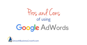 Using Google AdWords For Campaigns - Pros & Cons