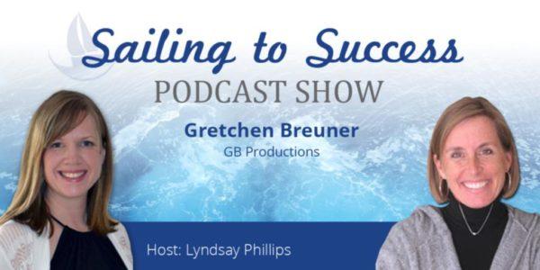 Successful Speaking Career Gretchen Breuner