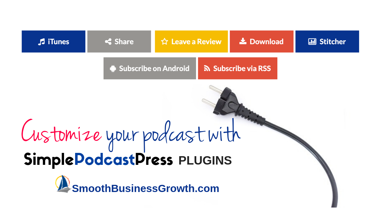 Podcast Plugin