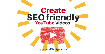 How To Create SEO Friendly YouTube Videos