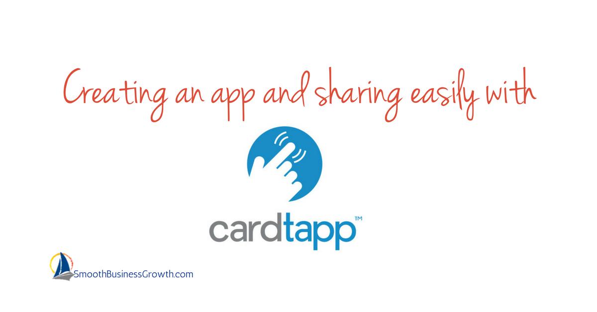 create app easily