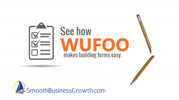 Using Wufoo For Easy Forms