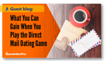 Direct Mail is Marketing's Perfect Match