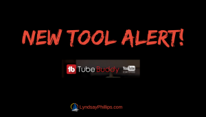 TubeBuddy Checklist Feature