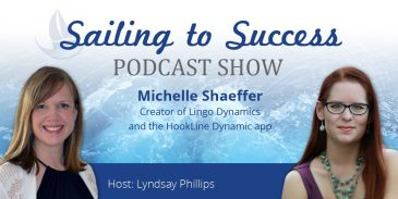 Michelle Shaeffer on Blogging And Marketing With The Best