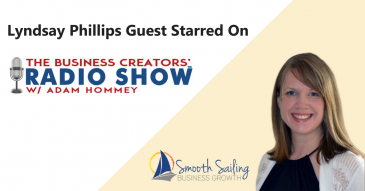 The Business Creators Radio Show – Guest Star Lyndsay Phillips