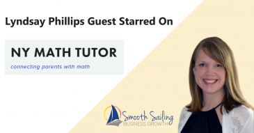 NY Math Tutor – Guest Starred Lyndsay Phillips