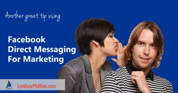 Tips For Using Facebook Direct Messaging For Marketing