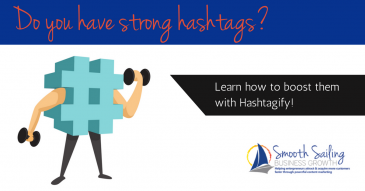 Creating Strong Hashtags