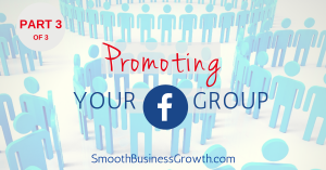 How To PROMOTE A Facebook Group
