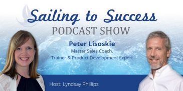 Peter Lisoskie On Sales & Chatbot