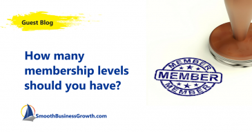 How Many Membership Levels Should You Have?