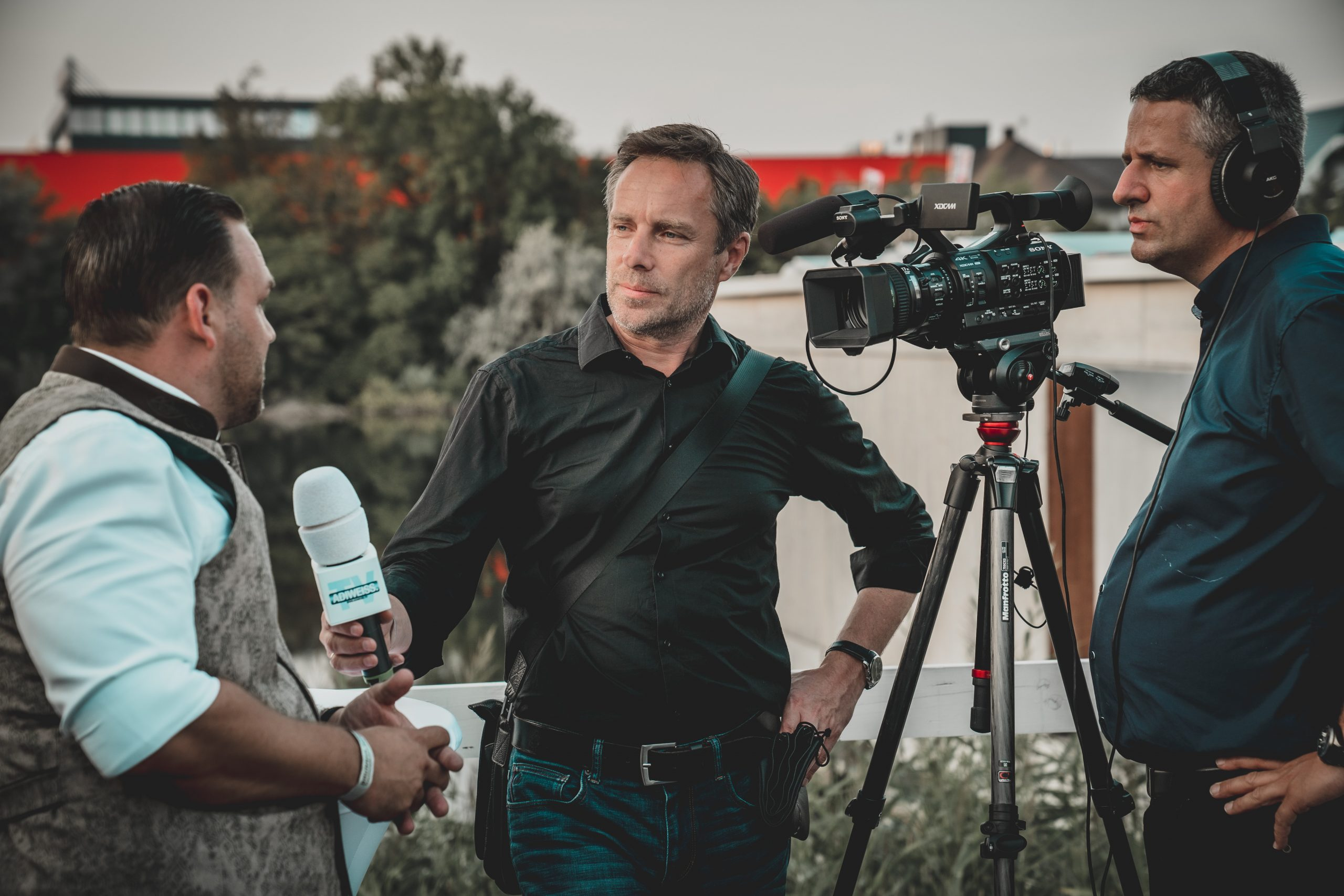 Recording Interview - how to get media coverage