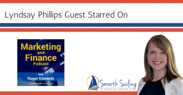 Marketing and Finance Podcast with Roger Edwards