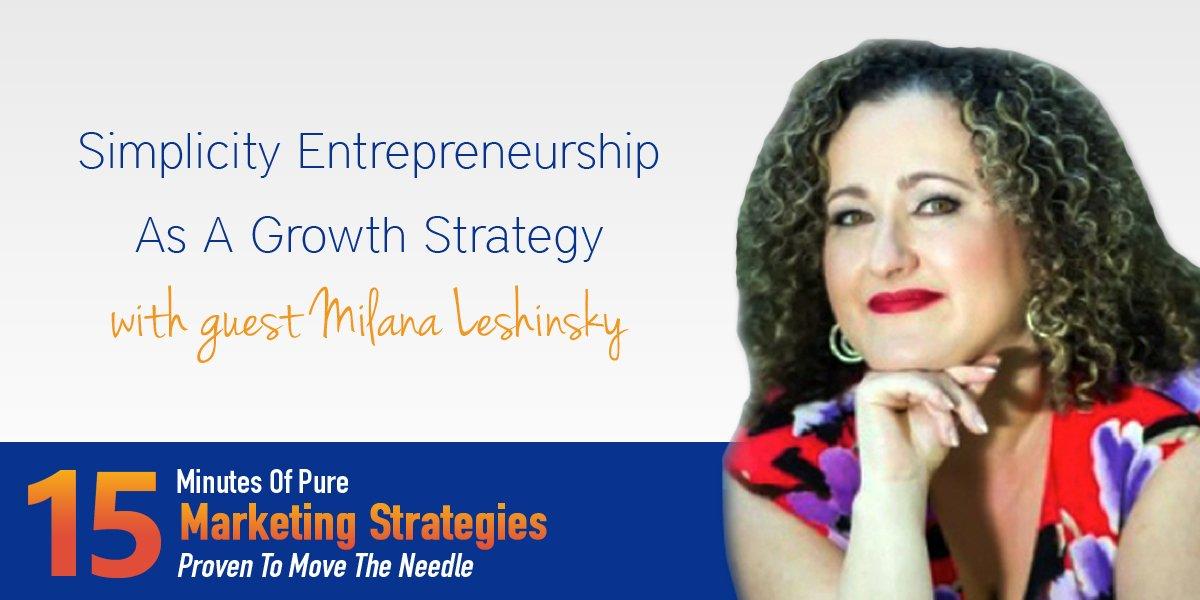 Simplicity Entrepreneurship