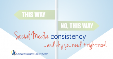 How Inconsistent Social Media Can Slow Your Business Growth