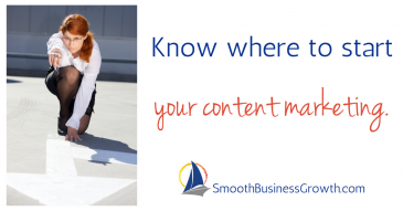 Content Marketing – Know where to start.