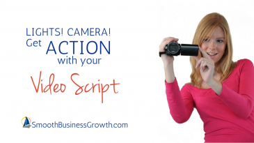 How to structure your video script for more engagement and leads