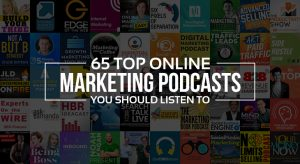 Top online marketing podcasts