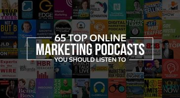 TOP Online Marketing Podcast List