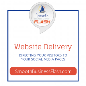 Social Media and Website Tips Via Smooth Business Growth Flash