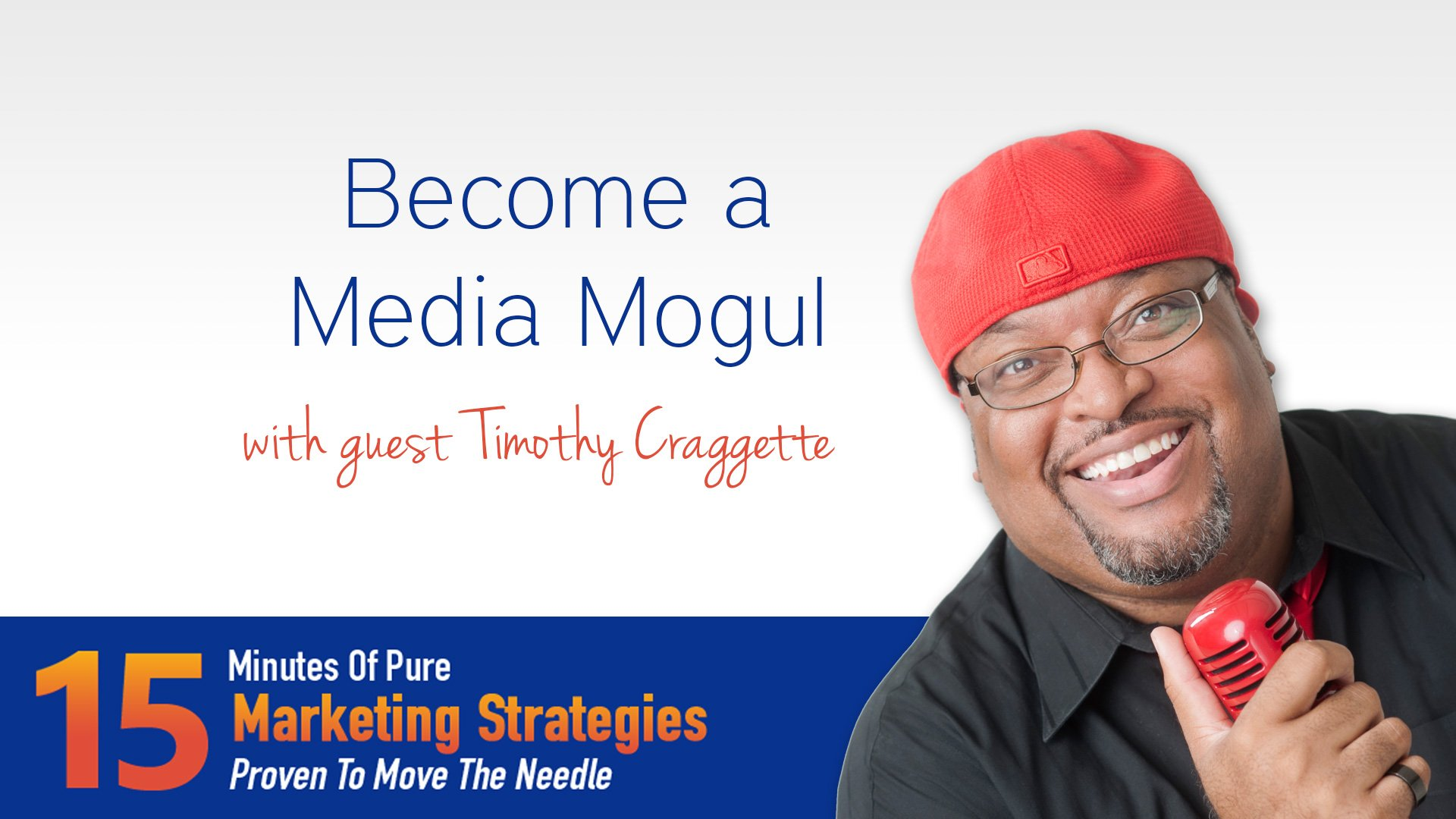 Become a media mogul