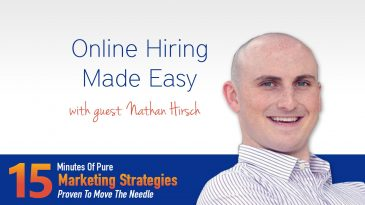 Online Hiring Made Easy with Nathan Hirsch