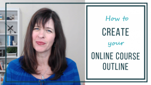 How To Create Your Course Outline