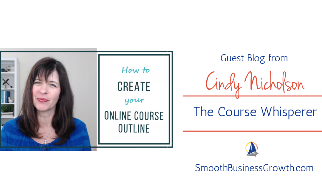 How To Create Your Course Outline in 5 Steps
