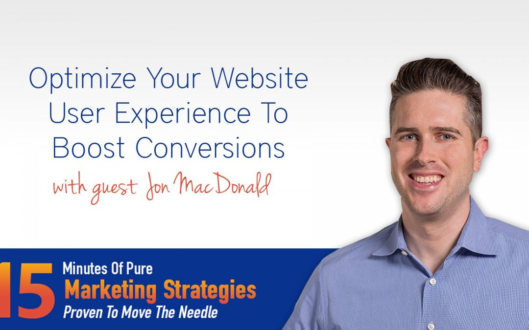 Optimize Your Website User Experience To Boost Conversions